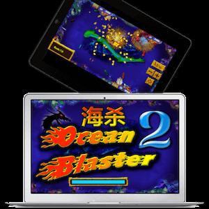 Ocean Blaster 2 -peli