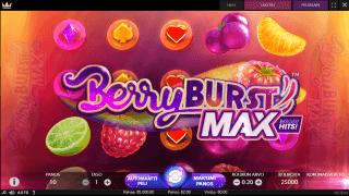 Berry Burst Screenshot