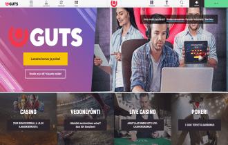 Guts Homepage