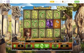 Loki Casino Slot Game