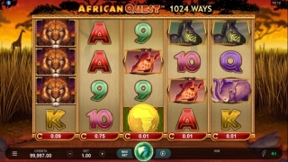 African Quest Image 1