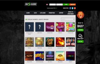 Big 5 Casino Games