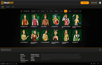 Mobil6000 Live Casino