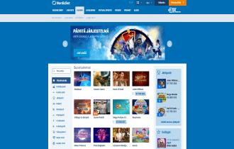 NordicBet Homepage