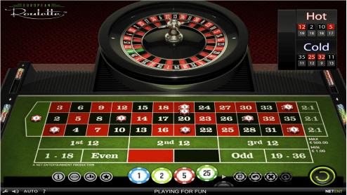 Classic Roulette screenshot1
