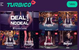 Turbico Screenshot 2