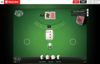 Vegas Hero Blackjack