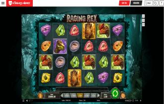 Vegas Hero Slot