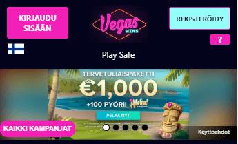 Vegas Wins Screenshot 1