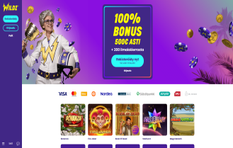 WildzCasino Screenshot