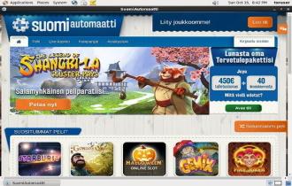 Suomi Automaatti screenshot1